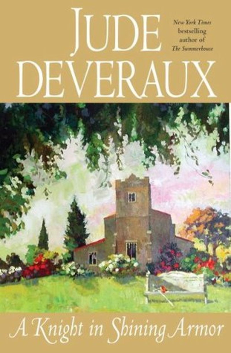 Jude Devreaux, Knight in Shining Armour, romance novel