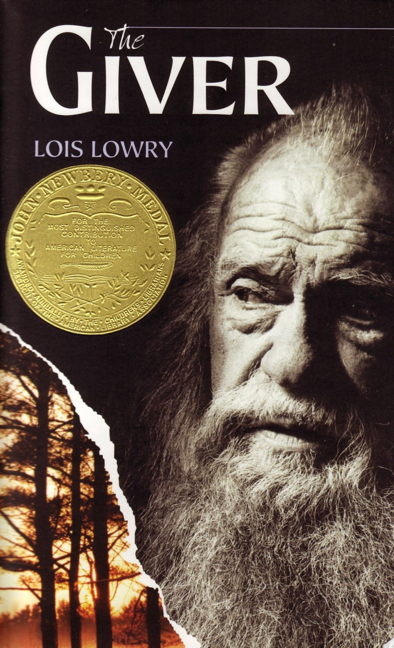 The Giver book cover   - Review: The Giver by Lois Lowry