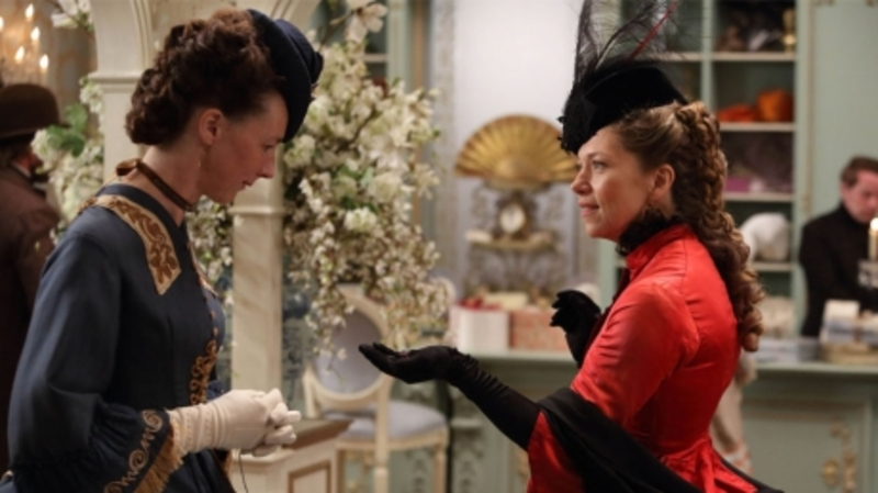 The Paradise, costume drama, BBC drama, Branka Katic